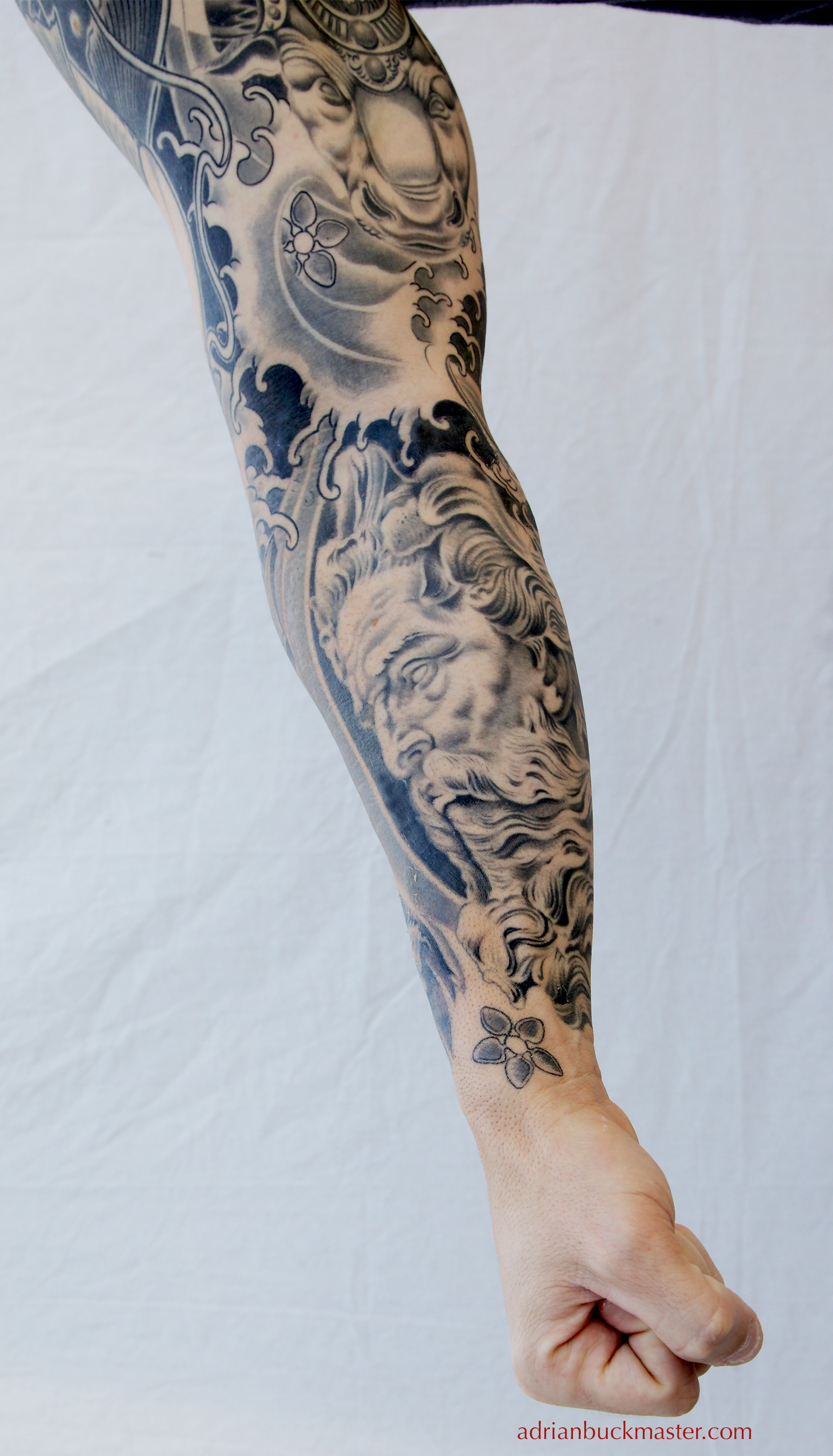 Rob-TWI-Adrian-inside-sleeve-with-fist